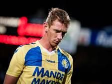 Robert Braber stopt als voetballer en gaat als teammanager naar RKC