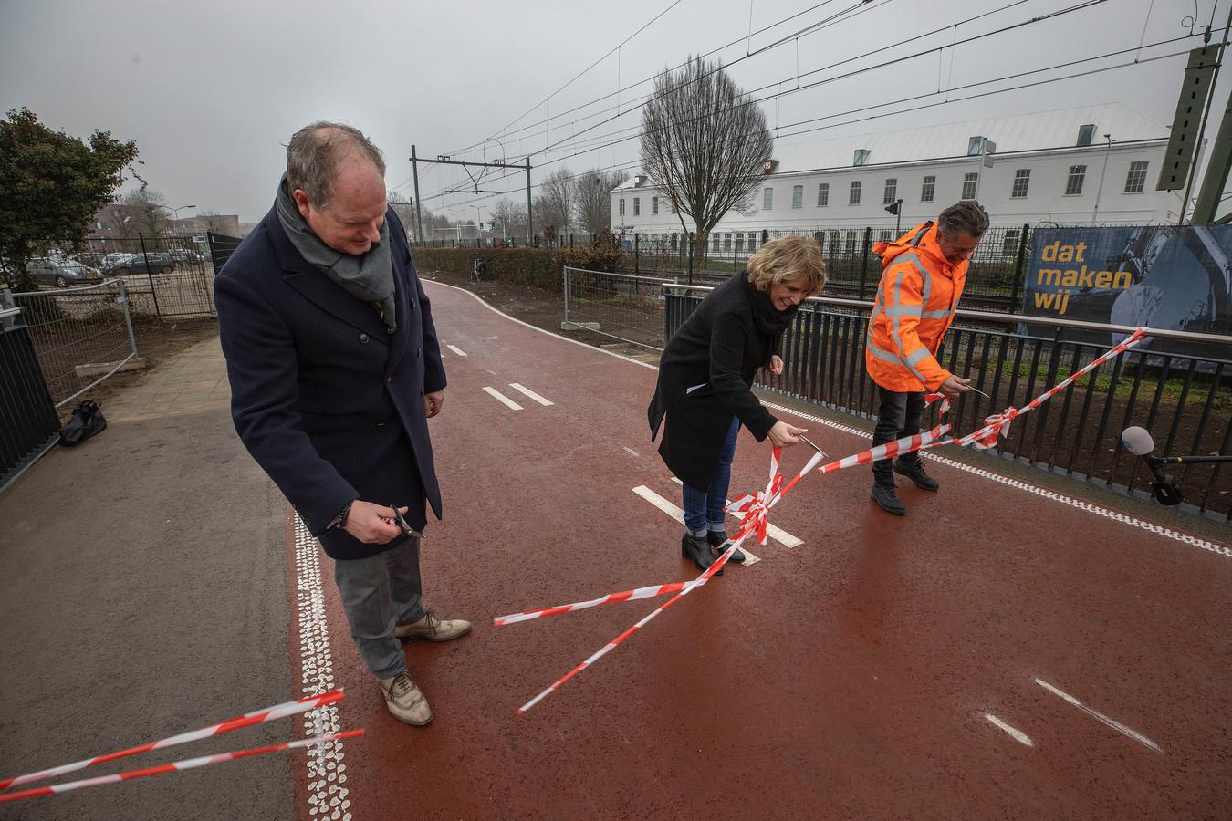 In Helmond ging eind vorig jaar het snelfietspad open. De rest van het traject, tussen Nuenen en Eindhoven, moet nog volgen. (archieffoto ter illustratie)