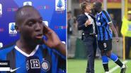 Lukaku scoorde in Milanese derby, maar ook met interview na match maakte spits indruk