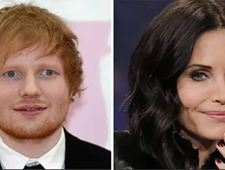 Ed Sheeran gaat Courteney Cox trouwen