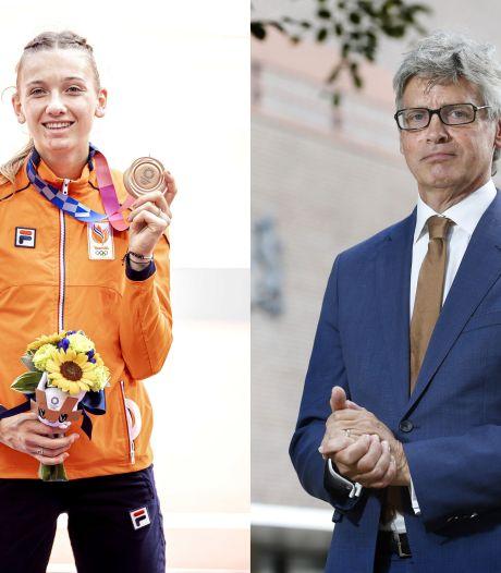 Femke Bol razendsnel op de Olympische Spelen, maar gemeente blijft achter: 'Niet alles hoeft voor de bühne'