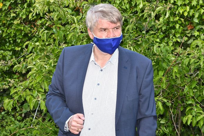 Algemeen directeur Karel Moestermans
