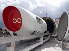 Hyperloop in Groningen? Dat is nog lang geen gelopen koers