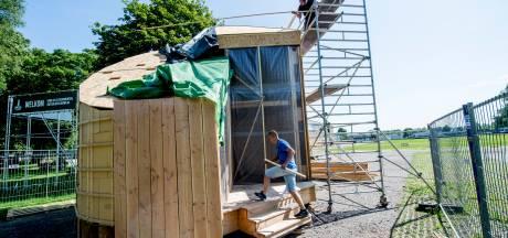 Meeloten voor kavel tiny house in Apeldoorn gaat deelnemers geld kosten