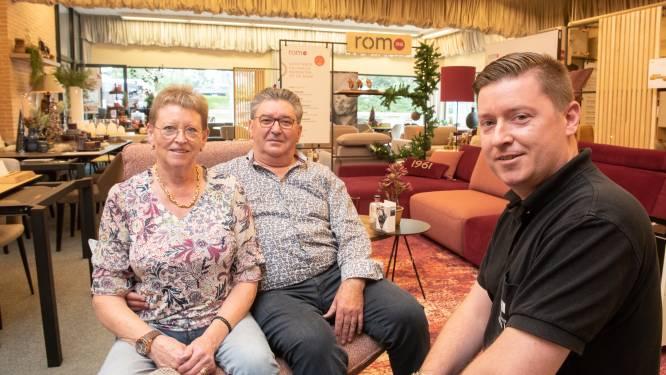 """Hoe meubel- en decoratiezaak Windels Zingem al 120 jaar stand houdt als familiebedrijf: """"Tevreden klanten maken reclame in onze plaats"""""""