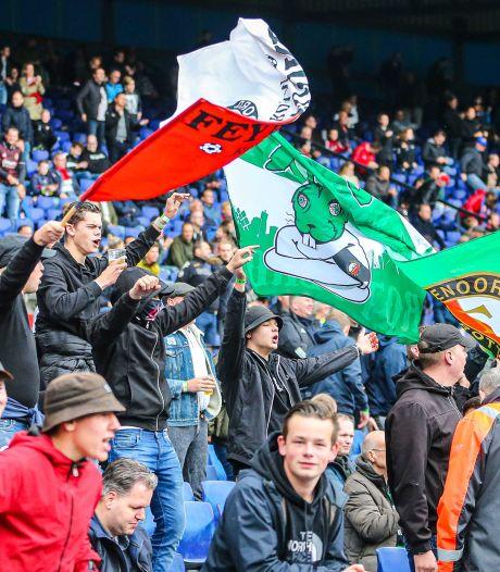 De Kuip is 'uitverkocht' voor duel met Vitesse: alle beschikbare kaarten zijn gereserveerd