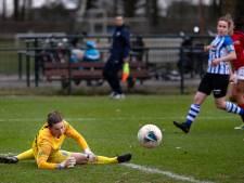 Bekeravontuur FC Eindhoven-vrouwen in vroegtijdig stadium voorbij; nederlaag in tweede ronde bij DTS'35