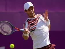 Vijfvoudig kampioen Murray wint eerste graspartij in drie jaar