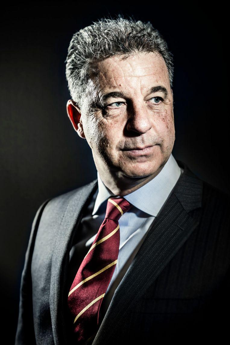 Serge Brammertz: 'In Sarajevo zijn er nog altijd drieduizend lopende dossiers, en vele ervan hebben betrekking op kinderen.'  Beeld Franky Verdickt