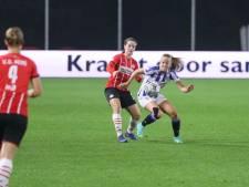 Dana Foederer heeft haar draai bij sc Heerenveen gevonden, maar de Veldhovense verliest wel bij PSV