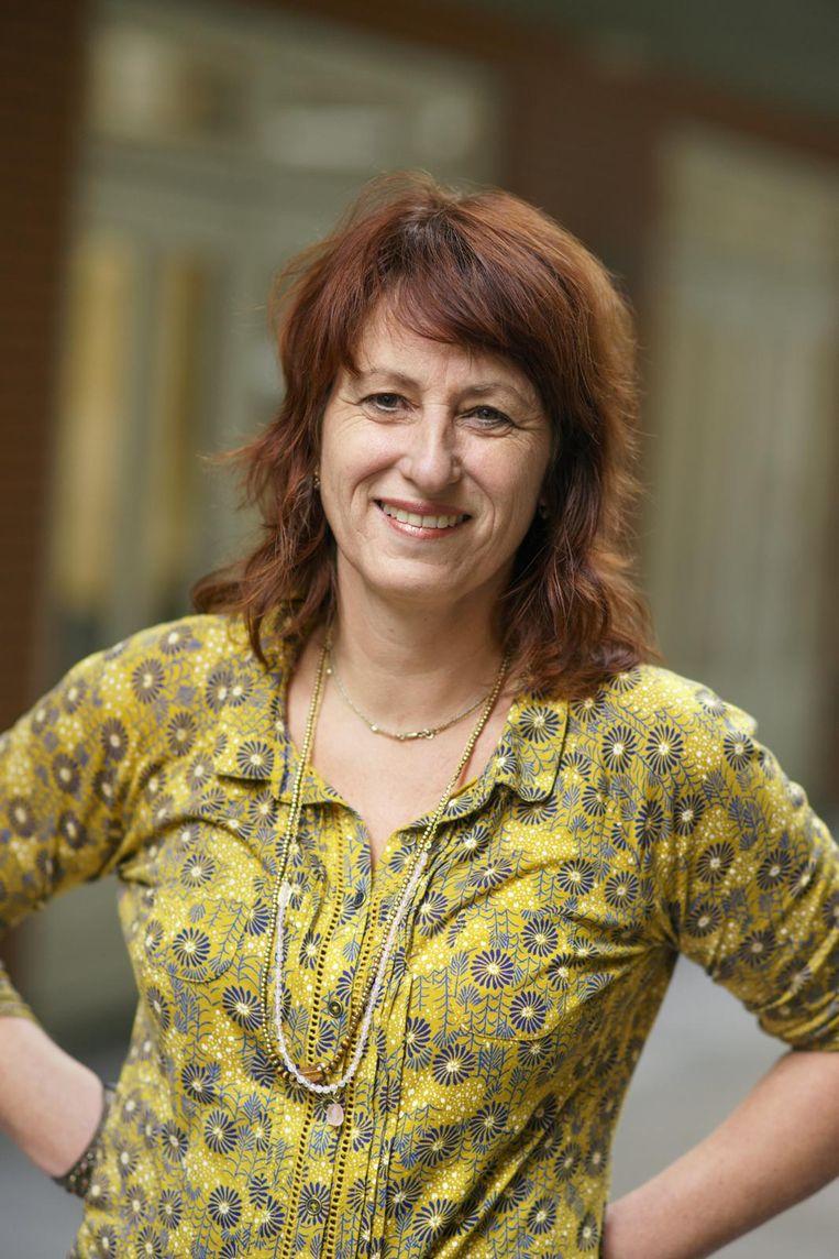 Ilona Statius Muller, huisarts in De Pijp en oprichter van organisatie Amsterdams Rookalarm Beeld Nout Steenkamp
