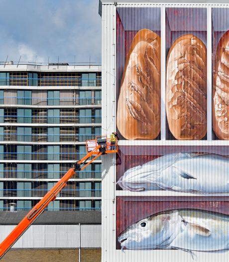 Het mooiste buitenkunstwerk van Nederland hangt straks in Terneuzen