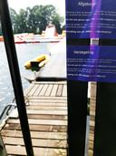Het aquapark in Kapel-Avezaath is verzegeld