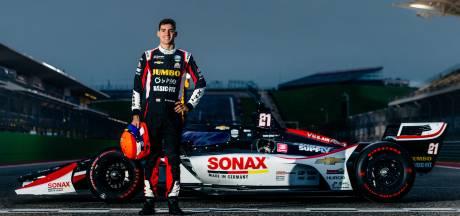 Van Kalmthout revancheert zich met verrassende vijfde plek van teleurstellend IndyCar-debuut