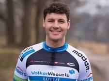 Ploeg VolkerWessels-Merckx grijpt net naast zege