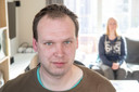 Persfotograaf Timothy en zijn vriendin kwamen met de schrik vrij na het incident in Lunteren.