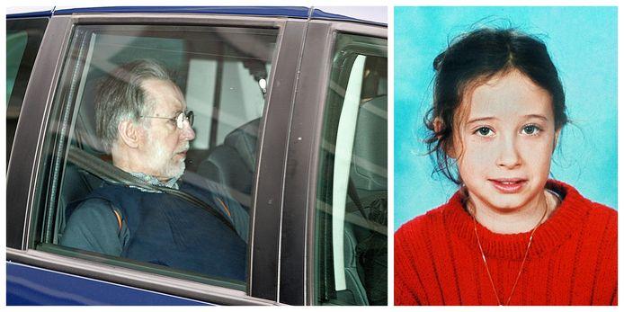 """De Franse seriemoordenaar Michel Fourniret is vandaag in staat van beschuldiging gesteld wegens """"ontvoering en opsluiting gevolgd door de dood"""" in de zaak van de verdwijning van Estelle Mouzin in 2003."""
