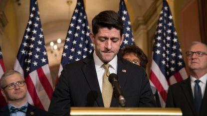 Amerikaans Huis van Afgevaardigden keurt nieuwe geldstroom goed, maar gevaar voor 'shutdown' groeit