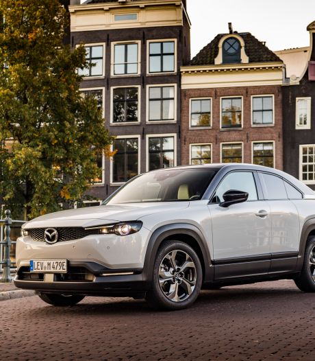 Eerste elektrische Mazda: MX-30 is niet bedoeld voor de kilometervreter