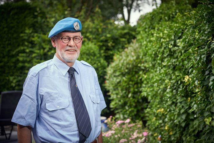 Loe Baltussen, luitenant-kolonel b.d. en VN-veteraan