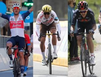 Ex-winnaars Van der Poel en Alaphilippe passen, maar toch verschijnt er mooi volk aan de start van de Brabantse Pijl