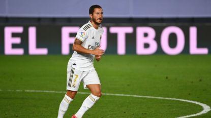 Real rolt Alavés makkelijk op, Hazard maakt zijn rentree en Courtois? Die houdt de nul