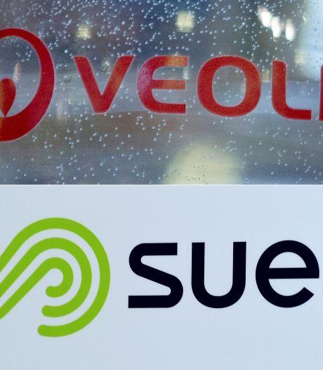 Veolia et Suez annoncent être parvenus à un accord en vue d'un rapprochement