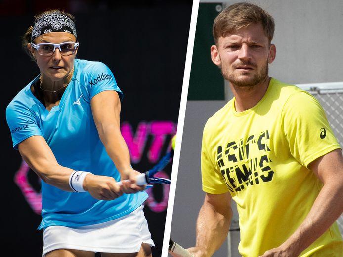 Flipkens moet een streep trekken door Wimbledon en de Spelen, Goffin paste al voor Wimbledon en is ook onzeker voor Tokio.
