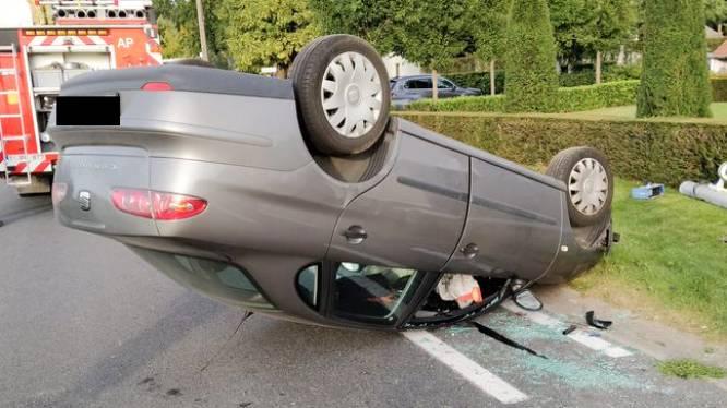 Camera voor nummerplaatherkenning tussen Wortegem-Petegem en Oudenaarde vernield bij verkeersongeval
