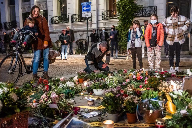 De 73-jarige Jan werd in oktober 2020 mishandeld door vijf jongens in Arnhem. Beeld Joris Van Gennip