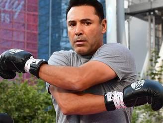 Oscar De La Hoya (48) biedt Floyd Mayweather 100 miljoen dollar voor herkansing