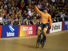 Lavreysen grijpt eerste individuele EK-medaille ooit