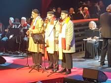 Kleinkeinder nog één keer op het podium bij Grand Gala du Kwèk in Den Bosch