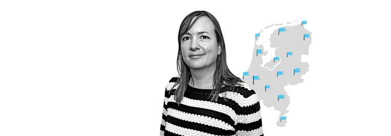 Verslaggeverscolumn Anneke Beeld -