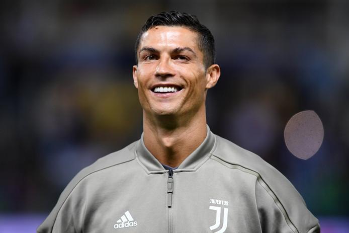 Cristiano Ronaldo speelt zondagmiddag met Juventus tegen Sassuolo. De Portugees wacht nog op zijn eerste goal in de Serie A.