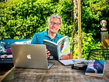 Oud-rechercheur Arie (72) schrijft de ene na de andere politieroman: 'Het werk was zo mooi'