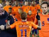 Meeste speeltijd Blind, Robben topscorer, 7 minuten voor Ramselaar