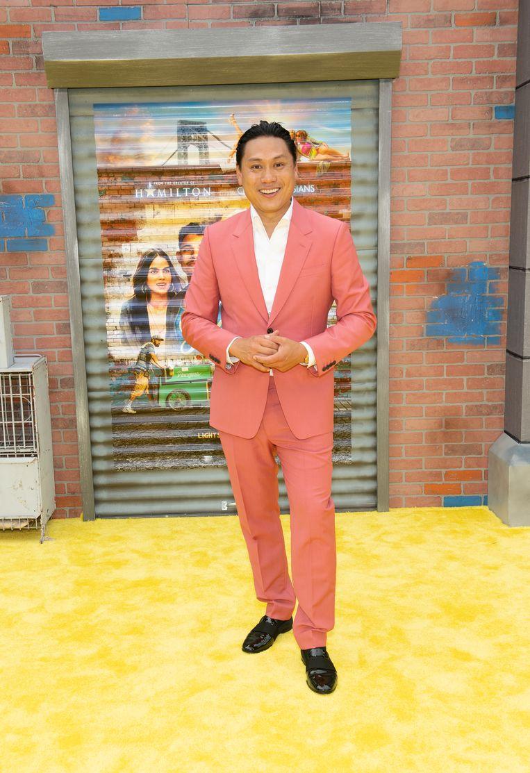 Jon M. Chu (41), regisseur van In the Heights. Beeld Getty Images