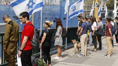 Israël herdenkt zes miljoen vermoorde joden