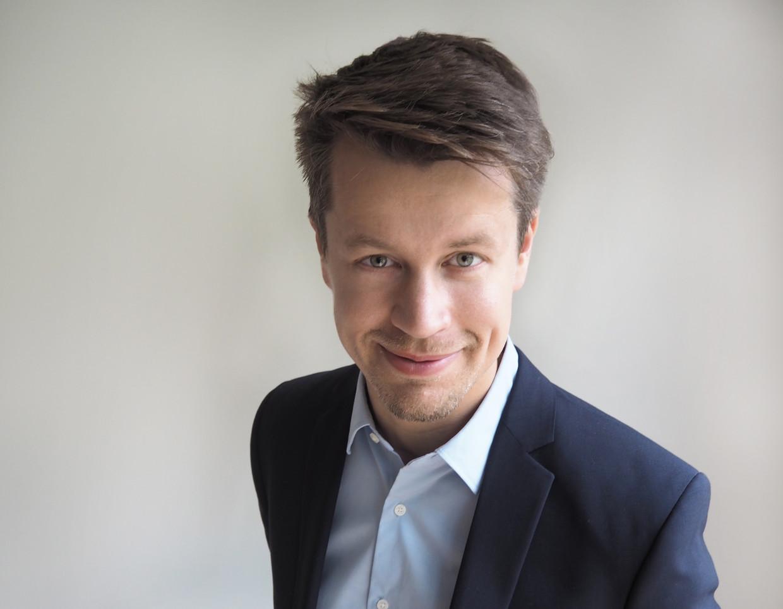 Matthias De Caluwe. Beeld BELGA_HANDOUT