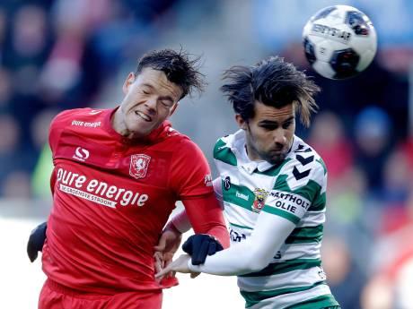 Go Ahead aast op 'dubbel', maar kent zwakke balans tegen Twente