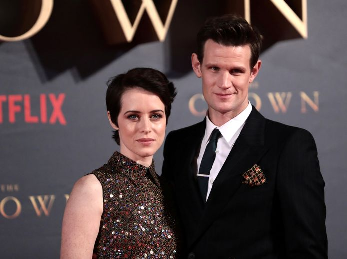 Claire Foy en Matt Smith