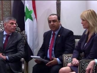 Vlaams Belang bezoekt Assad-regime