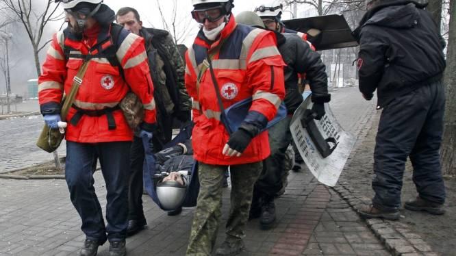Les délicates interventions de la Croix Rouge à Kiev