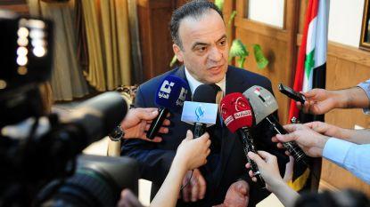 Syrische president Assad ontslaat eerste minister