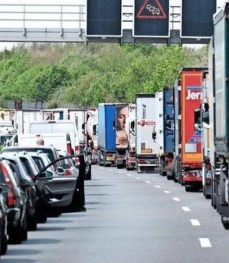 Zo creëer je een 'reddingsstrook', die vanaf volgende week verplicht is in België