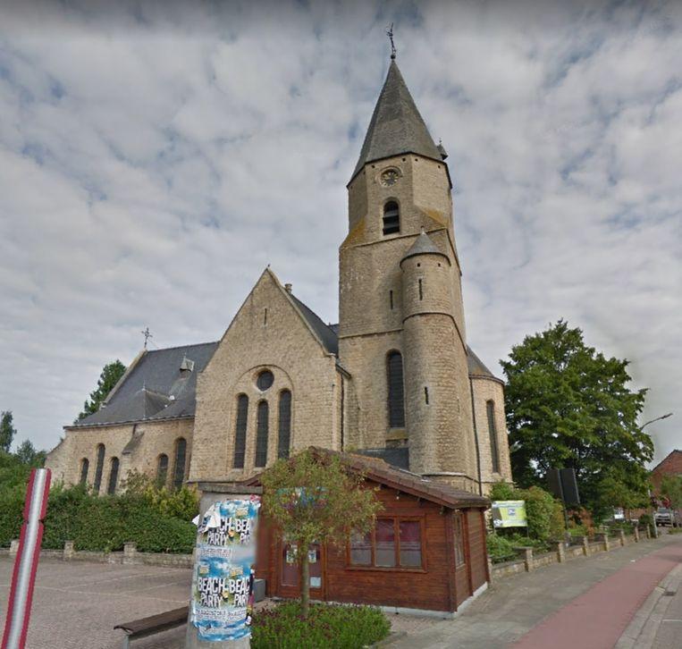 De kerk van Grasheide
