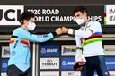 Battu par Filippo Ganna sur le chrono des Mondiaux, fin septembre, Wout Van Aert estime que le circuit de Tokyo devrait mieux lui convenir que celui d'Imola.