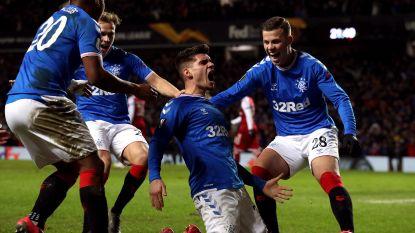 """Hagi levensbelangrijk voor Rangers met twee goals in knotsgekke EL-match: """"Hij deed magische dingen"""""""