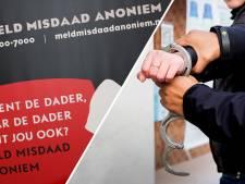 Flink meer meldingen bij Meld Misdaad Anoniem in Zeeland en West-Brabant
